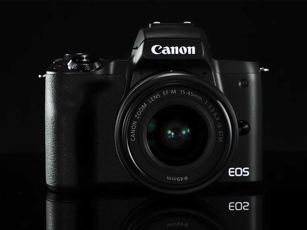 【摄录强化】Canon EOS M50 Mark II 二代小改款